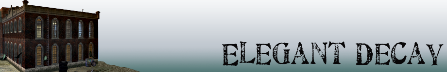 Elegant Decay Rotating Header Image